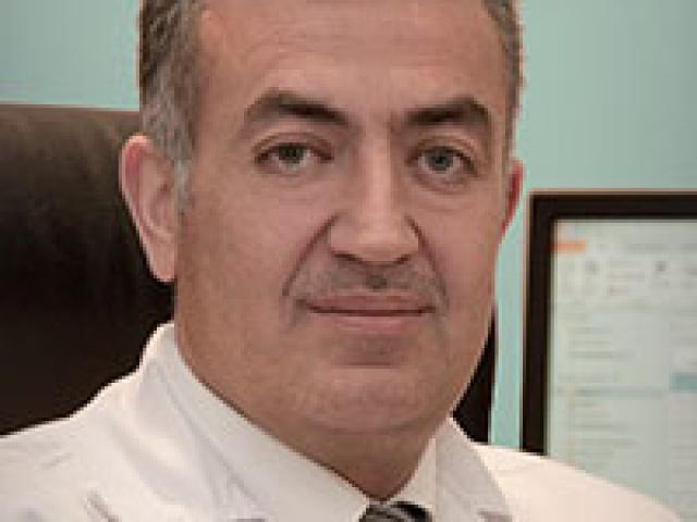 Dr Asem Mansour, MD, FRCR