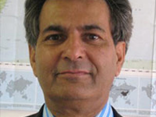 Ashfaq M. Ishaq