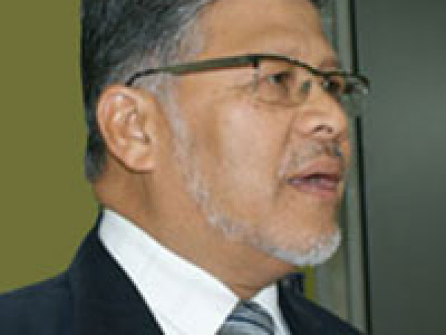 Datuk Dr. Mohd Ghazali